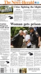 The Thursday, May 20 edition of The News-Herald (OH) was produced using free tools.